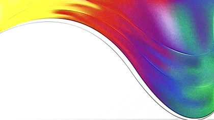 Shiny Colorful Metal Background