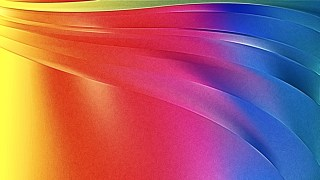 Shiny Colorful Metallic Background