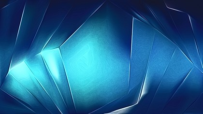 Abstract Shiny Cool Blue Metallic Texture