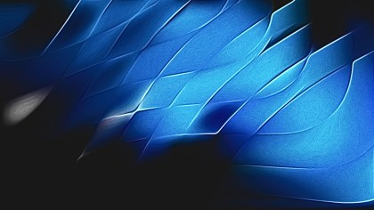 Cool Blue Metallic Background Texture