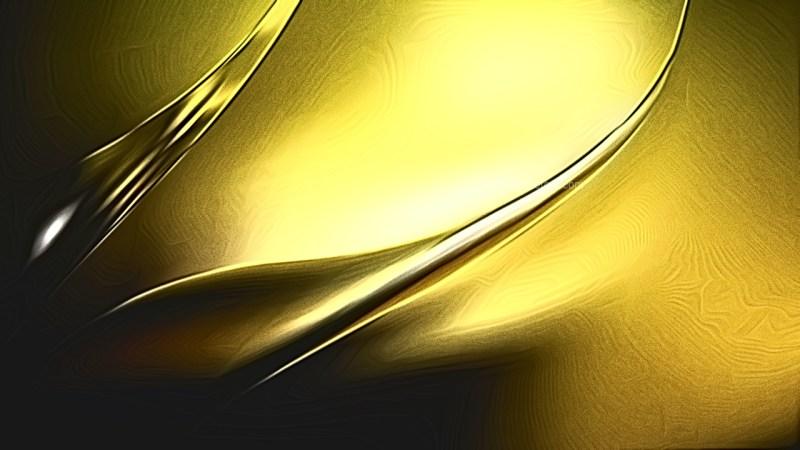 Cool Gold Metallic Background Image