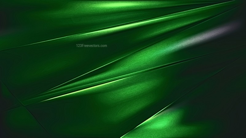 Abstract Shiny Cool Green Metal Texture