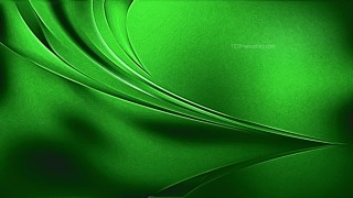 Cool Green Metallic Background Image