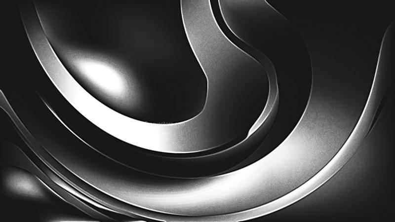 Cool Grey Metal Texture