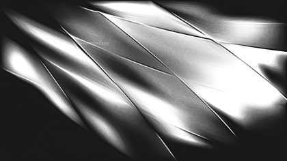 Shiny Cool Grey Metal Texture