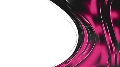 Abstract Shiny Cool Pink Metal Background