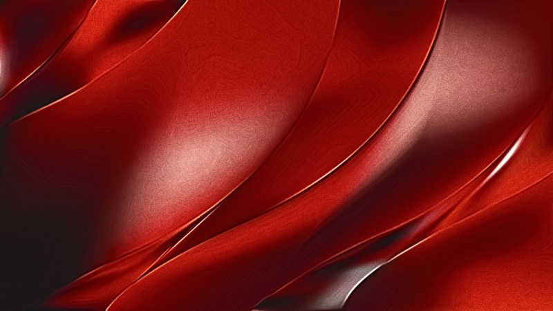 Cool Red Metal Texture Background