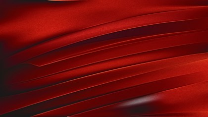 Abstract Shiny Cool Red Metallic Background
