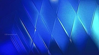 Abstract Shiny Dark Blue Metallic Background