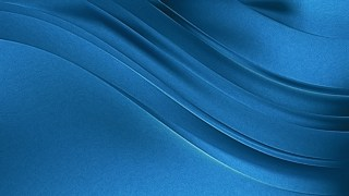 Shiny Dark Blue Metal Texture Background