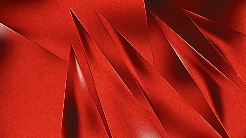 Dark Red Shiny Metallic Texture