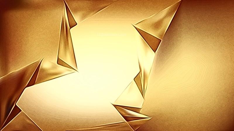 Gold Metal Background Image