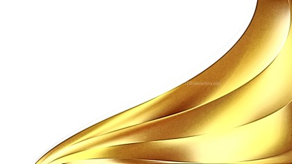 Abstract Shiny Gold Metal Background