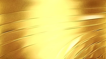 Abstract Shiny Gold Metal Texture