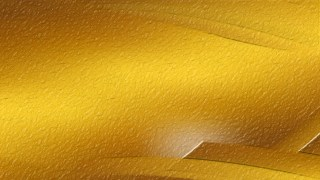Abstract Shiny Gold Metallic Texture