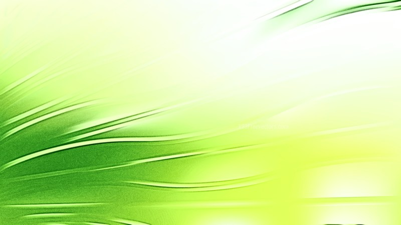 Green and White Metal Background