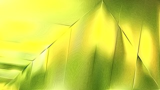 Green and Yellow Shiny Metal Background