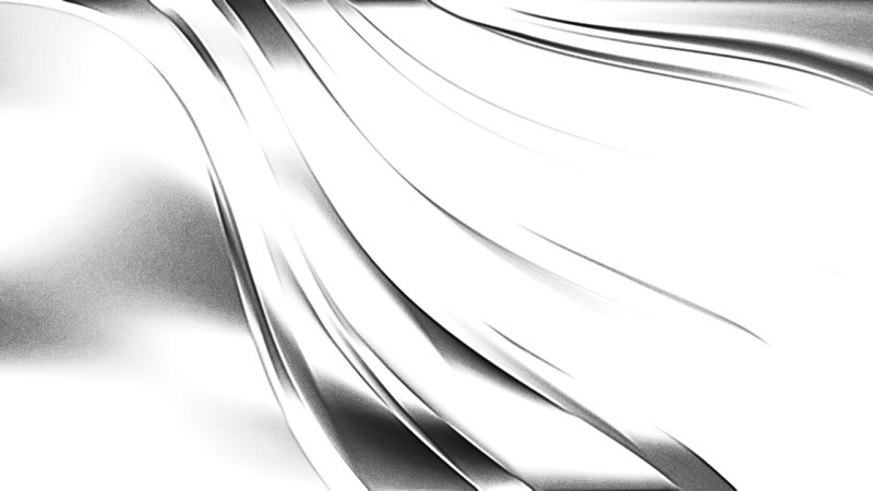 Grey and White Shiny Metal Texture