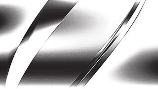 Shiny Grey and White Metallic Texture