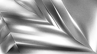 Grey and White Shiny Metal Background