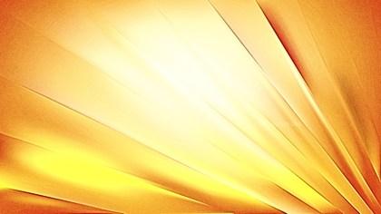 Orange and White Shiny Metallic Background