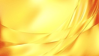 Orange and Yellow Shiny Metal Texture Background
