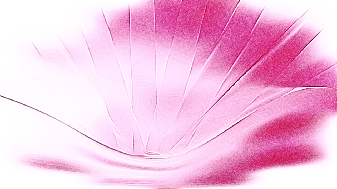 Pink and White Metal Background