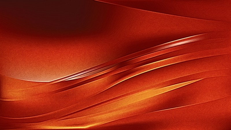 Shiny Red and Orange Metal Background