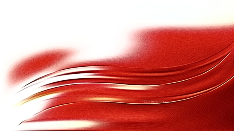Red and White Metallic Background Texture