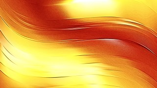 Shiny Red and Yellow Metal Texture Background
