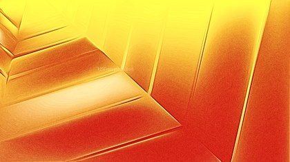 Shiny Red and Yellow Metal Background