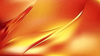 Shiny Red and Yellow Metallic Background