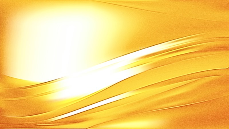 Abstract Shiny White and Gold Metallic Background