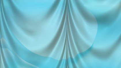 Abstract Blue Drapes Texture Background