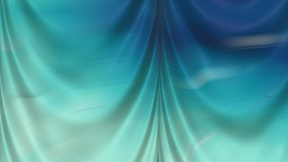 Abstract Blue Satin Drapes Background