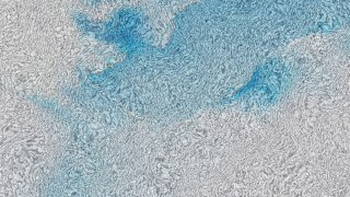 Blue and Grey Fleece Background Texture