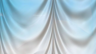 Abstract Blue and White Drapes Texture