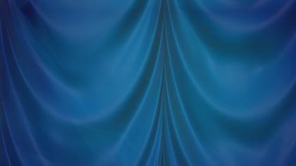 Abstract Dark Blue Curtain Texture