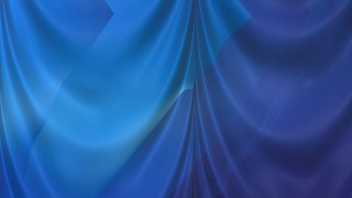 Abstract Dark Blue Curtain Texture