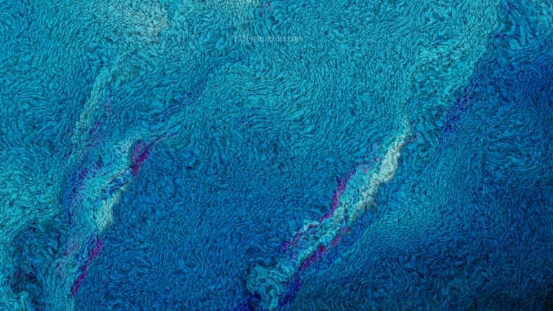 Dark Blue Plush Texture