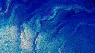 Dark Blue Plush Wool Carpet Texture