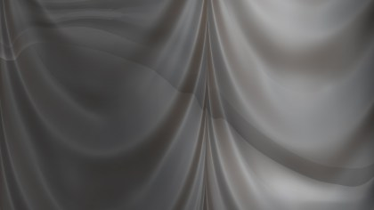 Abstract Dark Grey Drapery Texture Background