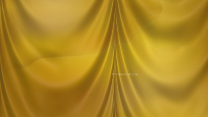 Abstract Gold Drapery Background