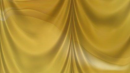 Abstract Gold Drapes Texture