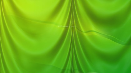 Abstract Green Drapery Texture Background