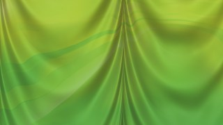 Abstract Green Drapery Texture