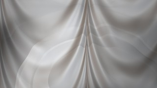 Abstract Grey Silk Drapes Background