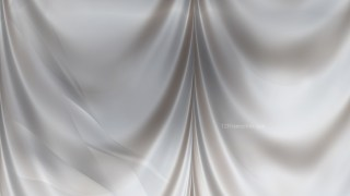 Abstract Grey Satin Drapes