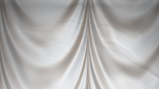 Abstract Grey Satin Drapes Background