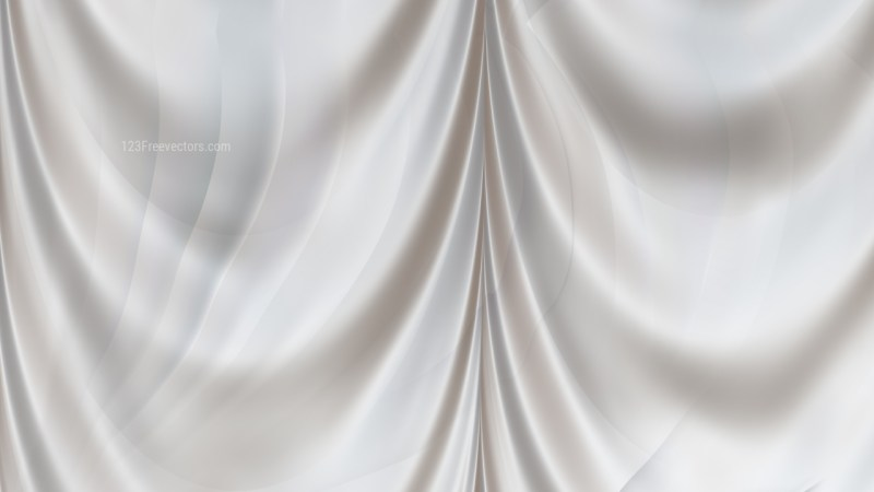 Abstract Grey Curtain Texture Background